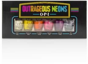OPI Outrageous Neons Mini Nail Lacquer Set