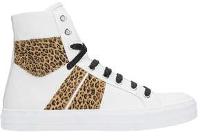 Amiri White Leather Sunset Sneakers