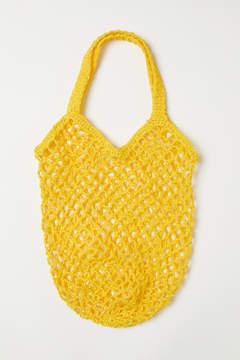 H&M Net Bag - Yellow