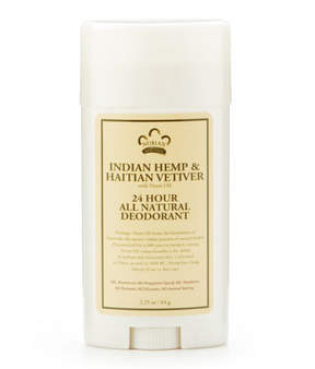Nubian Heritage Hemp + Vetiver 24hr Deodorant Stick by 2.25oz Deo Stick)