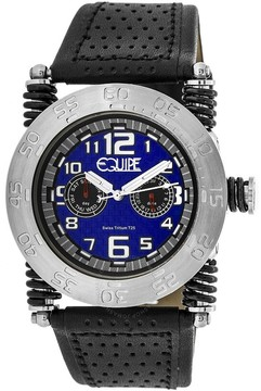 Equipe Tritium Coil Blue Dial Men's Watch