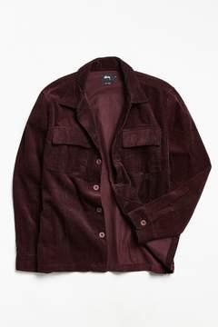 Stussy Wide Corduroy Button-Down Shirt