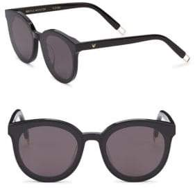 Gentle Monster 41MM Peter Round Sunglasses