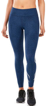 2XU Mid-Rise Print Compression Tight with Storage (Women's)