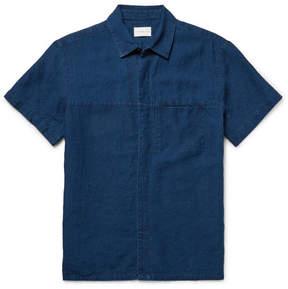Simon Miller Slim-Fit Denim Shirt