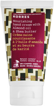 Korres Nourishing Hand Cream With Almond Oil And Shea Butter