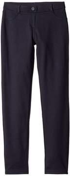 Nautica Stretch Interlock Leggings Girl's Casual Pants