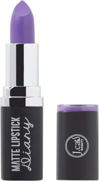 J.Cat Beauty Matte Lipstick Diary - SecretCrush