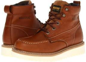 Wolverine Moc Toe Wedge Men's Work Boots