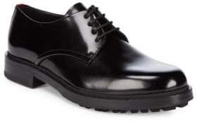 HUGO BOSS Leather Derby