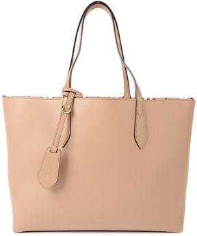 Burberry Medium Reversible Tote - NUDE & NEUTRALS - STYLE