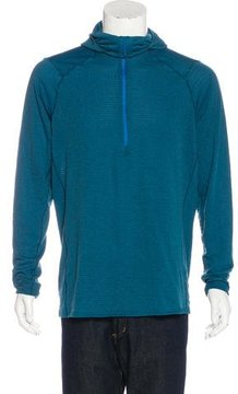 Patagonia Hooded Half-Zip Sweater