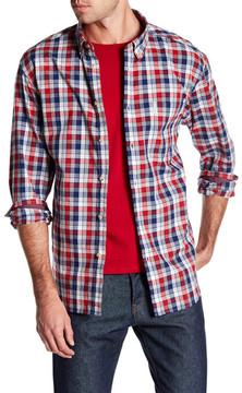 Ben Sherman Plaid Regular Fit Shirt