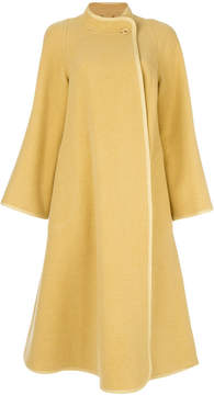 Chloé flared oversized coat
