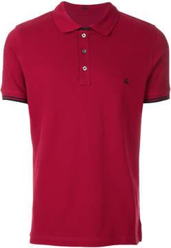 Fay slim fit polo shirt