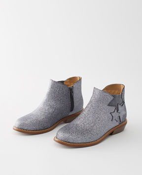 Hanna Andersson Krista Glitter Ankle Boots By Hanna