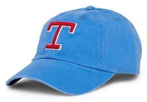 American Needle New Raglan Rangers Baseball Cap