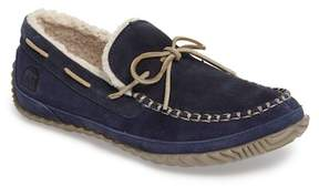 Sorel Maddox Fleece Lined Moccasin