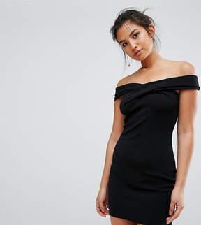 Bec & Bridge Luxe Exclusive Bardot Mini Dress