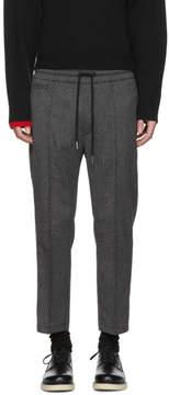 Diesel Grey P-Paint Trousers