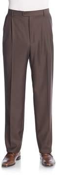 Zanella Men's Bennett Virgin Wool Trousers