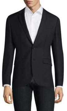 HUGO Aston Notch Wool Slim-Fit Sportcoat