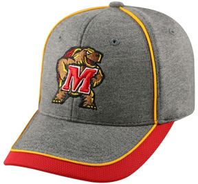 Top of the World Adult Maryland Terrapins Memory Fit Cap