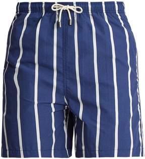 Solid & Striped Classic striped swim shorts