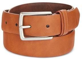 Tommy Hilfiger Mens Textured Belt Brown 44