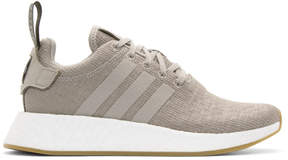 adidas Taupe NMD-R2 Sneakers