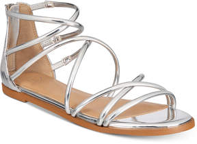 Material Girl Westley Gladiator Sandals, Created for Macy's Women's Shoes