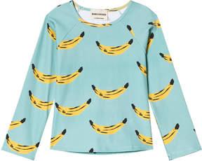 Bobo Choses Beryl Green Banana Swim Top