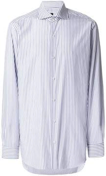 Barba striped buttoned up shirt