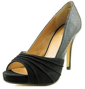 Thalia Sodi Womens Marissa Open Toe Platform Pumps.