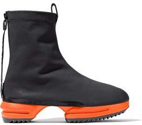 Y-3 Two-Tone Neoprene Ankle Boots