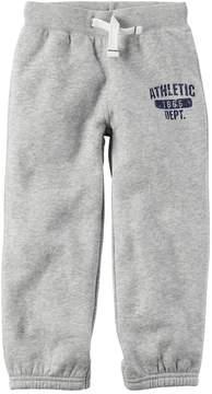 Carter's Toddler Boy Fleece Pants