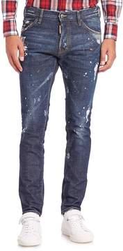 Viktor & Rolf Men's Cool Guy Washed Jeans