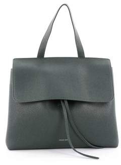 Mansur Gavriel Pre-owned: Lady Bag Tumbled Leather Medium.