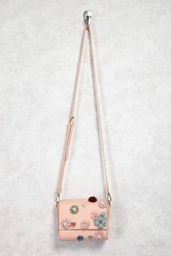 FOREVER 21 Floral Crossbody Bag