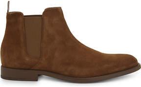 Aldo Vianello-R suede Chelsea boots