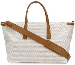 Zanellato large print shopper bag