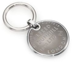 Dunhill Signature ID Tag Key Fob