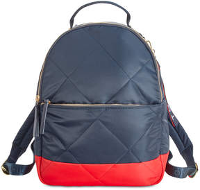 Tommy Hilfiger Kensington Quilted Colorblocked Backpack