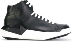Cinzia Araia lace-up hi tops