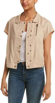 Dolce Vita Sheila Linen-Blend Jacket