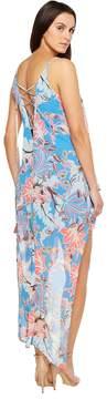 Adelyn Rae Acacia Woven High-Low Dress Women's Dress