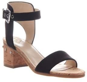 Madeline Women's Glow Block Heel Ankle Strap Sandal.