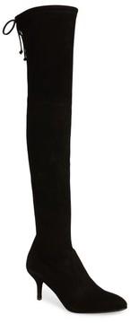 Stuart Weitzman Women's Tiemodel Over The Knee Stretch Boot