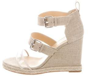 Ritch Erani NYFC Woven Wedge Sandals w/ Tags