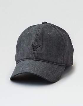 American Eagle Outfitters AE Denim Fitted Baseball Hat